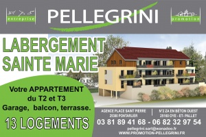 LABERGEMENT-SAINTE-MARIE 13 Logements