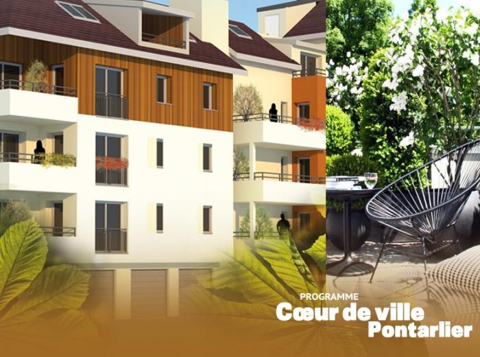 PONTARLIER 12 logements