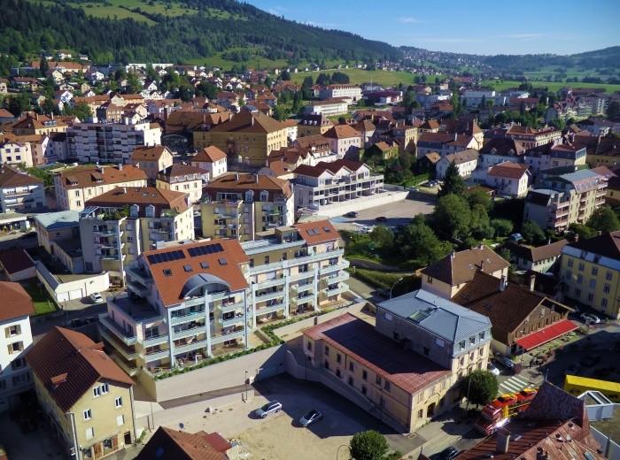 33 logements Morteau